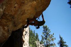 Rock Climbing Photo: And leave my sphincter out of this conversation! M...