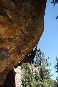 Rock Climbing Photo: More screaming!