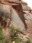 Rock Climbing Photo: Unknown corner.
