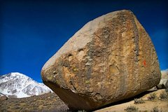 """Rock Climbing Photo: KJ's """"Ambrosia"""". The photo was taken jus..."""