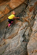 Rock Climbing Photo: Rockin' the Keens on South Side Slabs