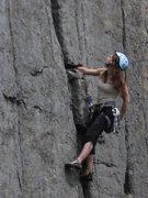 Rock Climbing Photo: Spider's Web area, Adirondacks