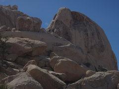 Rock Climbing Photo: North Astro Dome