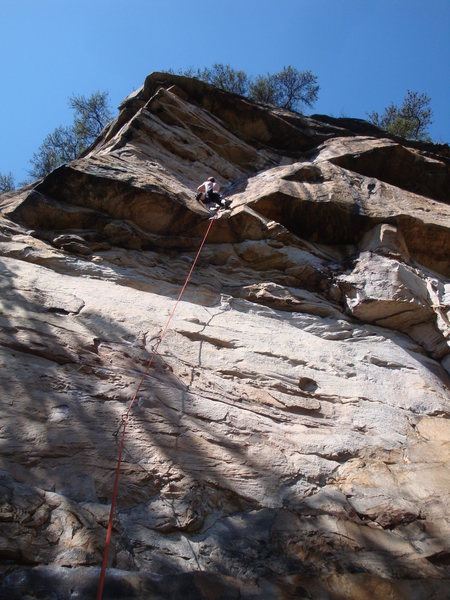 Absolutely amazing climb