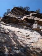 Rock Climbing Photo: Absolutely amazing climb