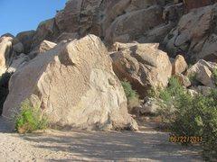 Rock Climbing Photo: Group Camp Boulders