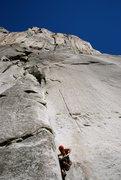 Rock Climbing Photo: Yosemite Valley, 2010