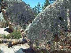 Rock Climbing Photo: bliss