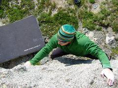 Rock Climbing Photo: Amazing rock!!!