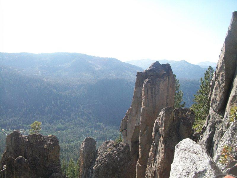Rock Climbing Photo: epic
