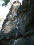 Rock Climbing Photo: Karrenglass