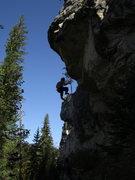 Rock Climbing Photo: (Sha)* (doh)* (laands). An early morning shesh of ...