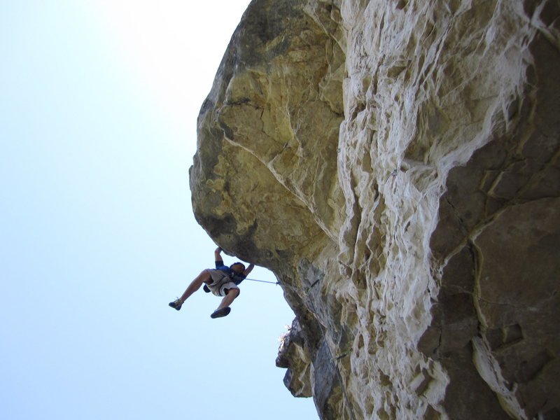 This route is in the New Spearfish Canyon guidebook!!!! Mike cronin, moss toss