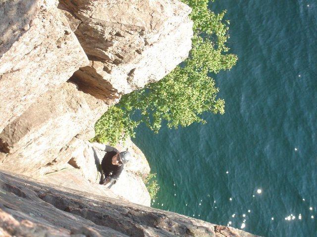 Rock Climbing Photo: The Great Yawn.