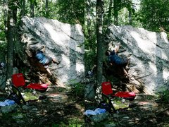 Rock Climbing Photo: Robin Close
