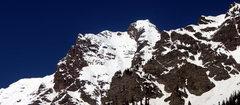 Rock Climbing Photo: Pyramid Peak Aspen, CO.  The Landry Line!  Photo c...