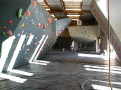 Rock Climbing Photo: So much room in there!