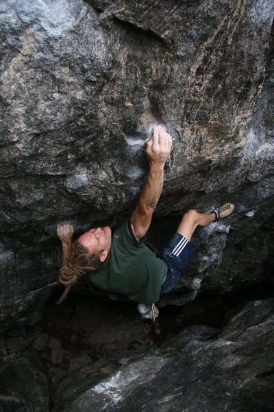 Rock Climbing Photo: Gobot.