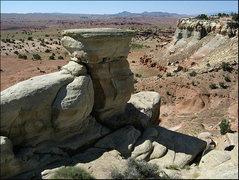 Rock Climbing Photo: Somewhere in Utah. Photo by Blitzo.