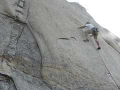 Rock Climbing Photo: Wax