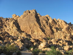 Rock Climbing Photo: Roadside Slab