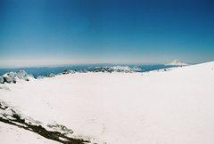 Rock Climbing Photo: Summit Crater of Mt. Rainier.  June 2011