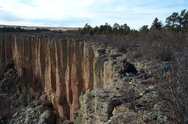 Rock Climbing Photo: Sugarite
