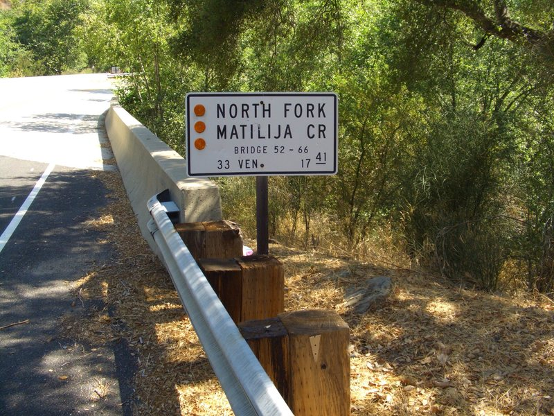 Rock Climbing Photo: Bridge over the Matilija, Home Away From Home boul...