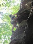 Rock Climbing Photo: Cheerio Bowl