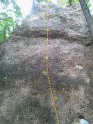 Rock Climbing Photo: Gummitwist mit dem Antichrist