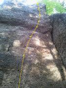 Rock Climbing Photo: Moralapostel
