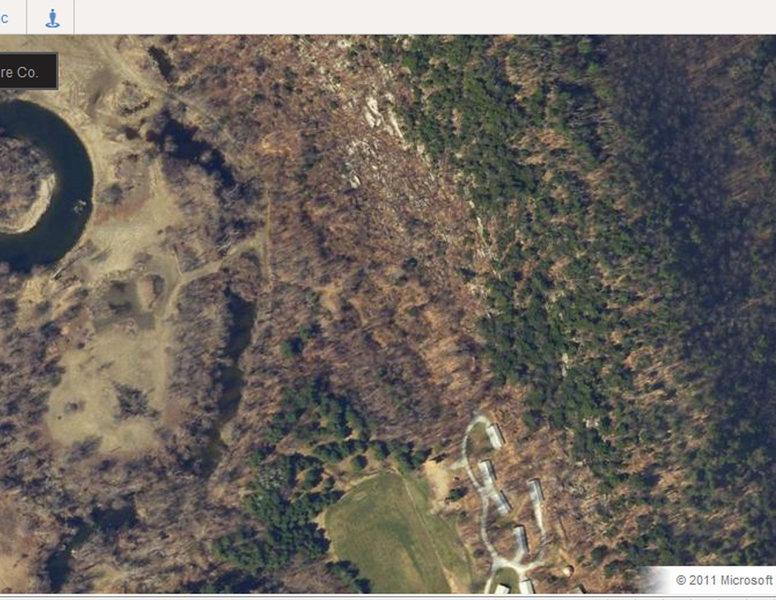 Bing Map Aerial