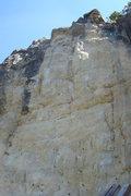 Rock Climbing Photo: This climb isn't just radical, it's Tubular! The r...