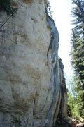 Rock Climbing Photo: A slightly different veiw of the left hand most si...