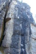 Rock Climbing Photo: Incubus 5.12a