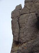 Rock Climbing Photo: Bring big cams, small cams, long draws and a good ...