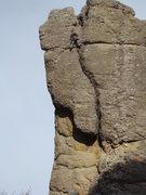 Rock Climbing Photo: Ka-Kaw!
