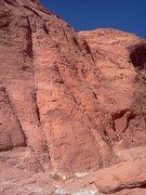 Rock Climbing Photo: Cowlick right
