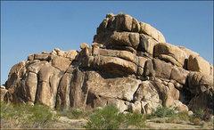 Rock Climbing Photo: Morbid Mound. Photo by Blitzo.