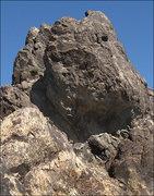 Rock Climbing Photo: Lethal Rock. Photo by Blitzo.