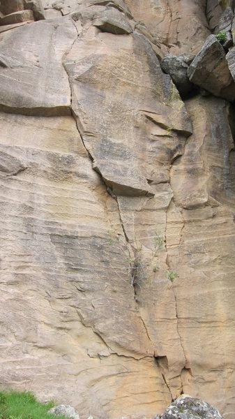 Mud Crack