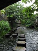 "Rock Climbing Photo: The ""path"" in Mishima."