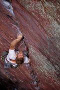"""Rock Climbing Photo: Kyle """"The Whitesnake"""" Broadderick cruise..."""