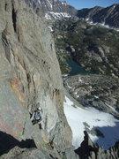 Rock Climbing Photo: Moon Goddess