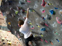 Rock Climbing Photo: The Spot