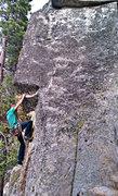 Rock Climbing Photo: Control Tower