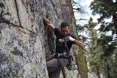 Rock Climbing Photo: Black Bart   Photo by Brian Cooper