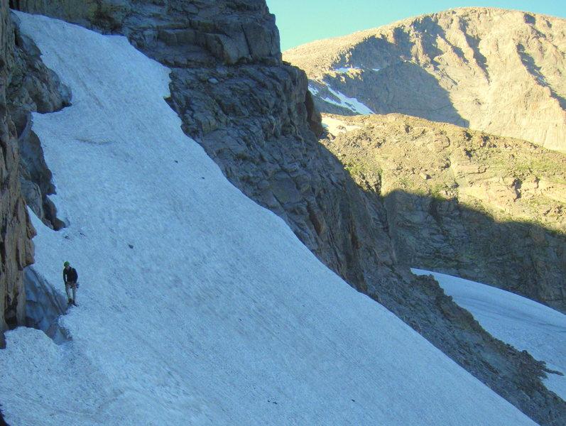 Rock Climbing Photo: Mt. Alice