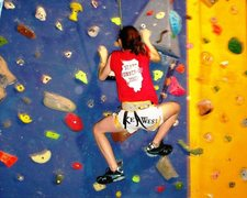 Rock Climbing Photo: At the XtremePlex