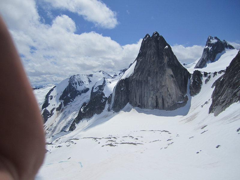 Rock Climbing Photo: Avalanche